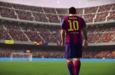Muziek uit de Fifa 16 reclame