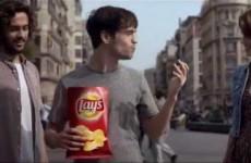 Muziek uit de Lays reclame