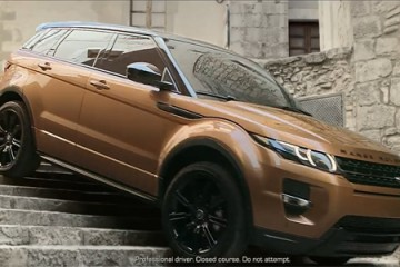 Muziek uit de Range Rover reclame