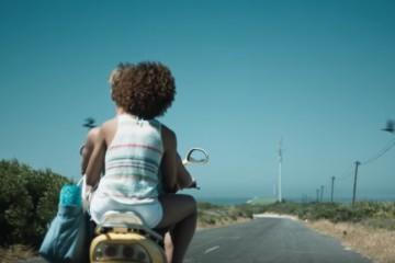 Muziek uit de Sunweb scooter reclame