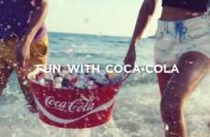 Muziek uit de Coca Cola Taste The Feeling reclame