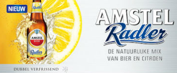 Muziek uit de Amstel Radler 'ik geef een rondje' reclame