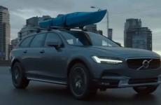 Muziek uit de Volvo V90 reclame