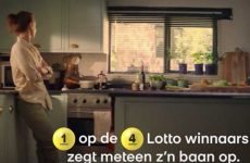 Muziek Lotto reclame